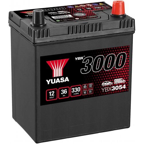 Baterie Auto Yuasa 36 Ah (YBX3054)