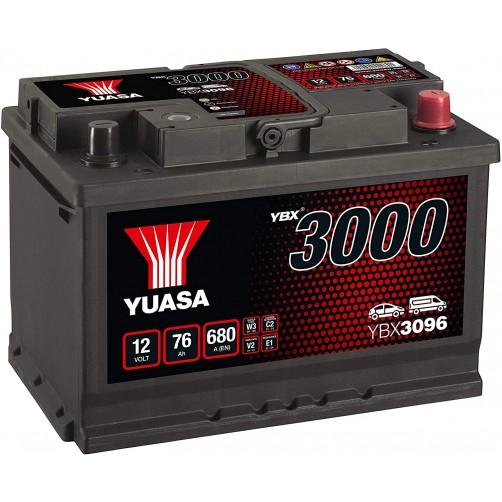 Baterie Auto Yuasa 76 Ah (YBX3096)