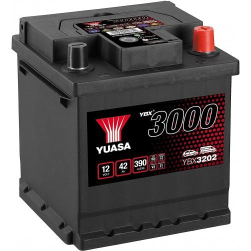 Baterie Auto Yuasa 42 Ah (YBX3202)