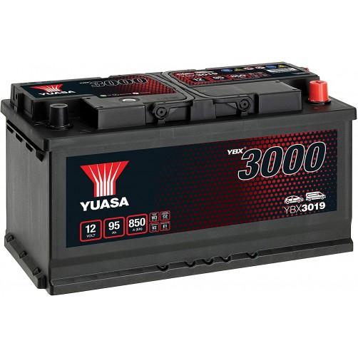 Baterie Auto Yuasa 95 Ah (YBX3019)