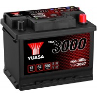 Baterie Auto Yuasa 62 Ah (YBX3027)