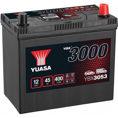 Baterie Auto Yuasa 45 Ah (YBX3053)