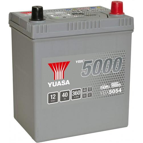 Baterie Auto Yuasa 40 Ah (YBX5054)