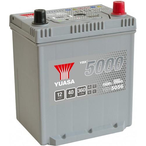 Baterie Auto Yuasa 40 Ah (YBX5056)