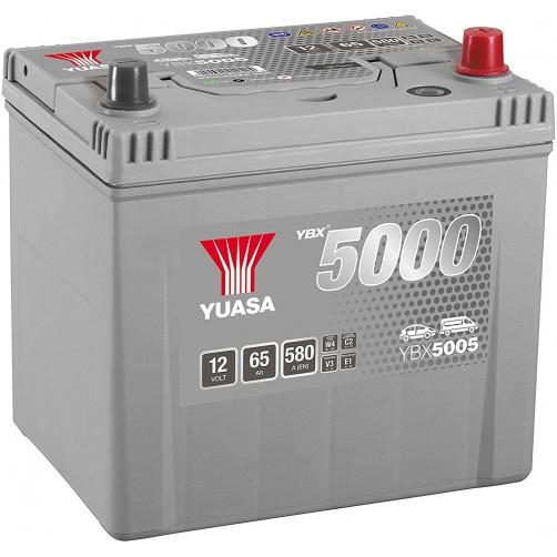 Baterie Auto Yuasa 65 Ah (YBX5005)