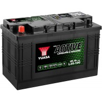 Baterie Hobby Yuasa YBX Active Leisure & Marine 100 Ah (L35-100)