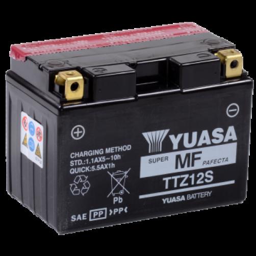 Baterie Moto Yuasa AGM 10 Ah (TTZ12S)