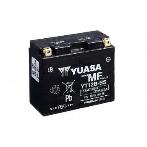 Baterie Moto Yuasa AGM 10 Ah (YT12B-BS)