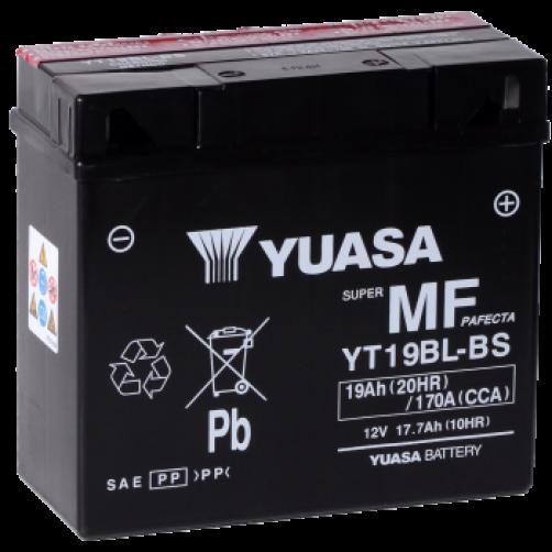 Baterie Moto Yuasa AGM 17.7 Ah (YT19BL-BS)