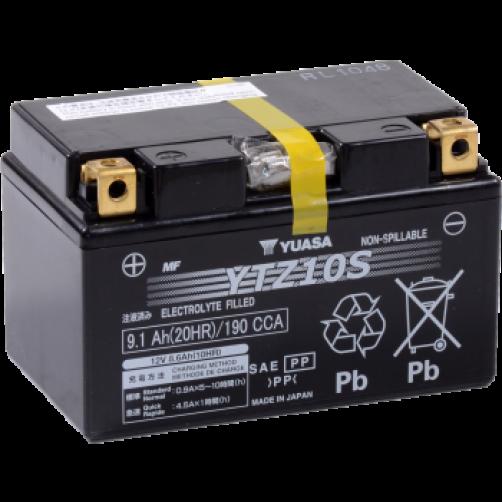 Baterie Moto Yuasa FA 8.6 Ah (YTZ10S)