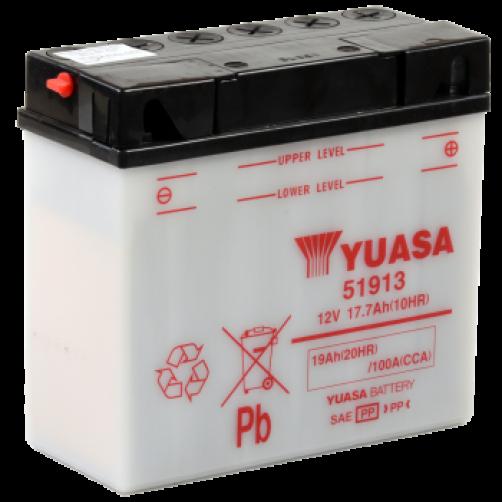Baterie Moto Yuasa YuMicron 19 Ah (51913)