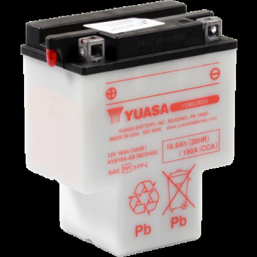 Baterie Moto Yuasa YuMicron 16 Ah (HYB16A-AB)