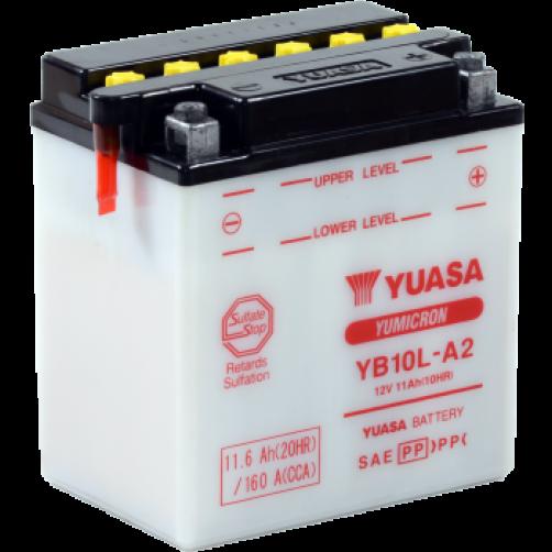 Baterie Moto Yuasa YuMicron 11 Ah (YB10L-A2)