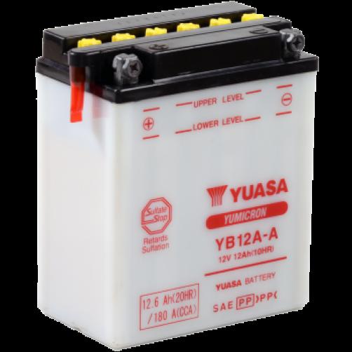 Baterie Moto Yuasa YuMicron 12 Ah (YB12A-A)