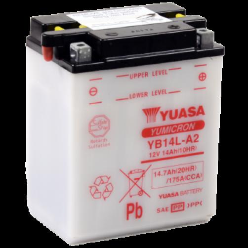 Baterie Moto Yuasa YuMicron 14 Ah (YB14L-A2)