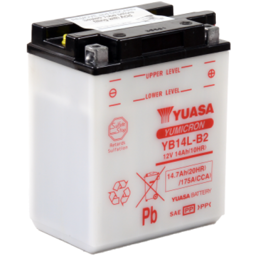 Baterie Moto Yuasa YuMicron 14 Ah (YB14L-B2)