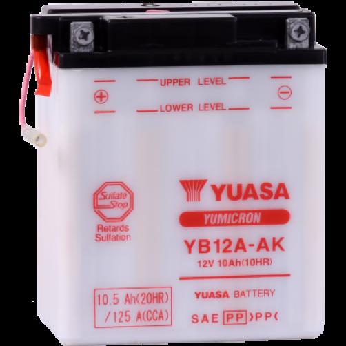 Baterie Moto Yuasa YuMicron 10 Ah (YB12A-AK)