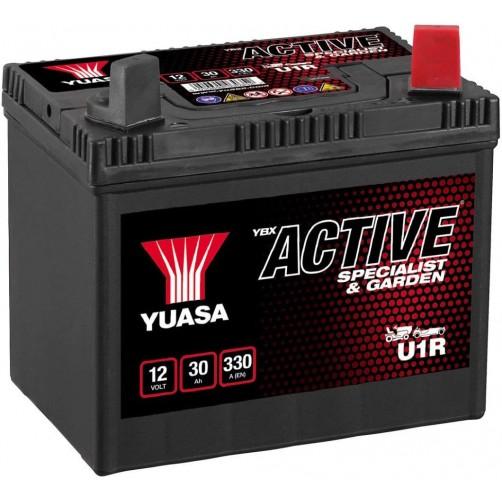 Baterie Motocultor Yuasa YBX Active Specialist & Garden 30 Ah (U1R)