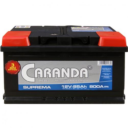 Baterie Auto Caranda Suprema 85 Ah